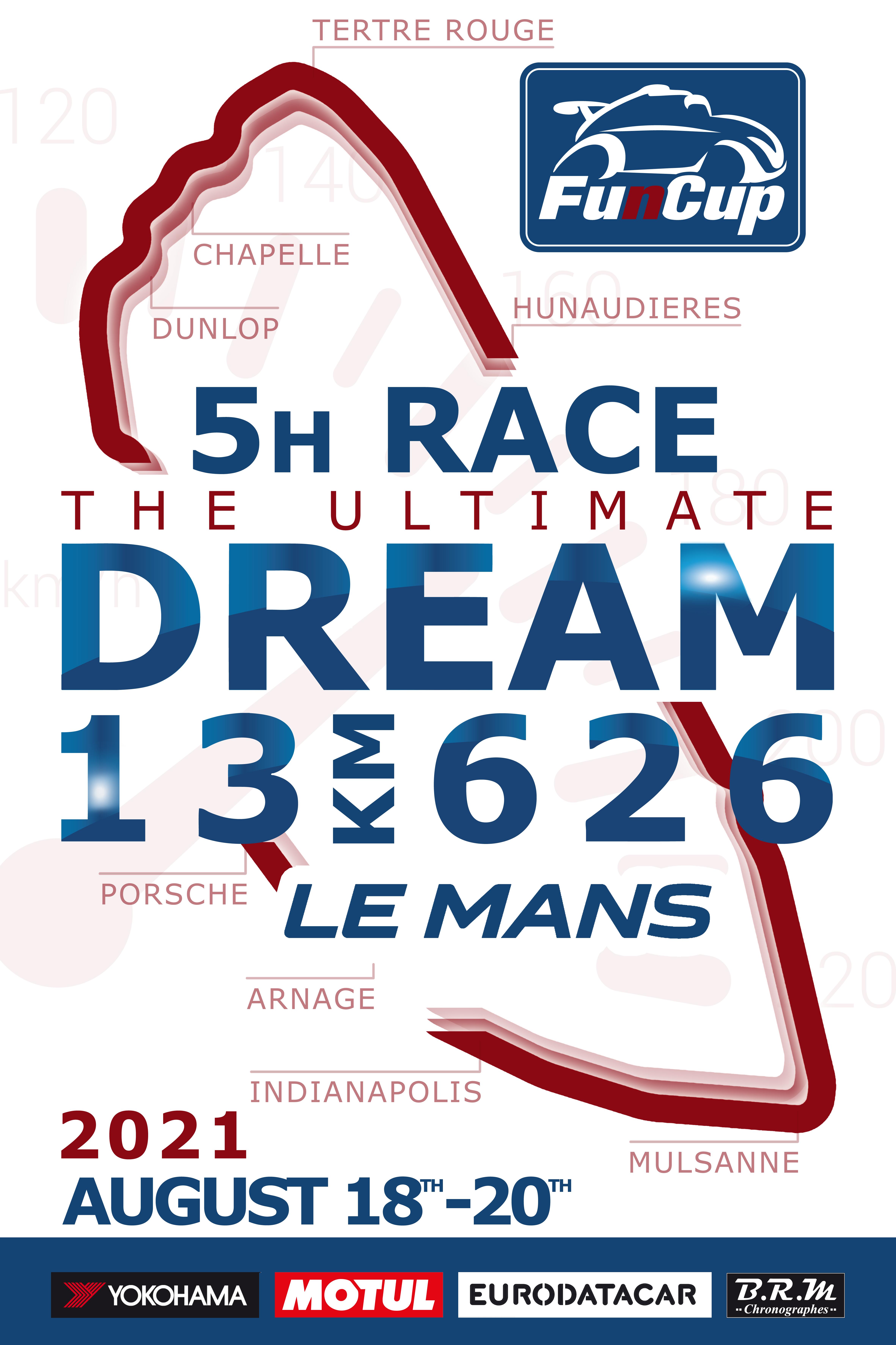 Fun Cup - 24h du Mans - 2021