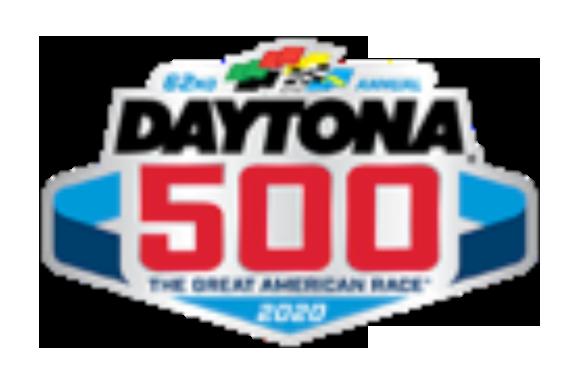 DAYTONA 500 Logo