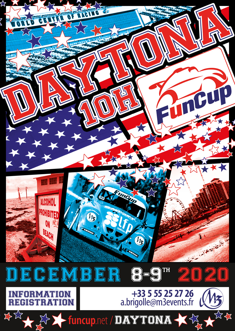 Fun Cup - Daytona - 2020