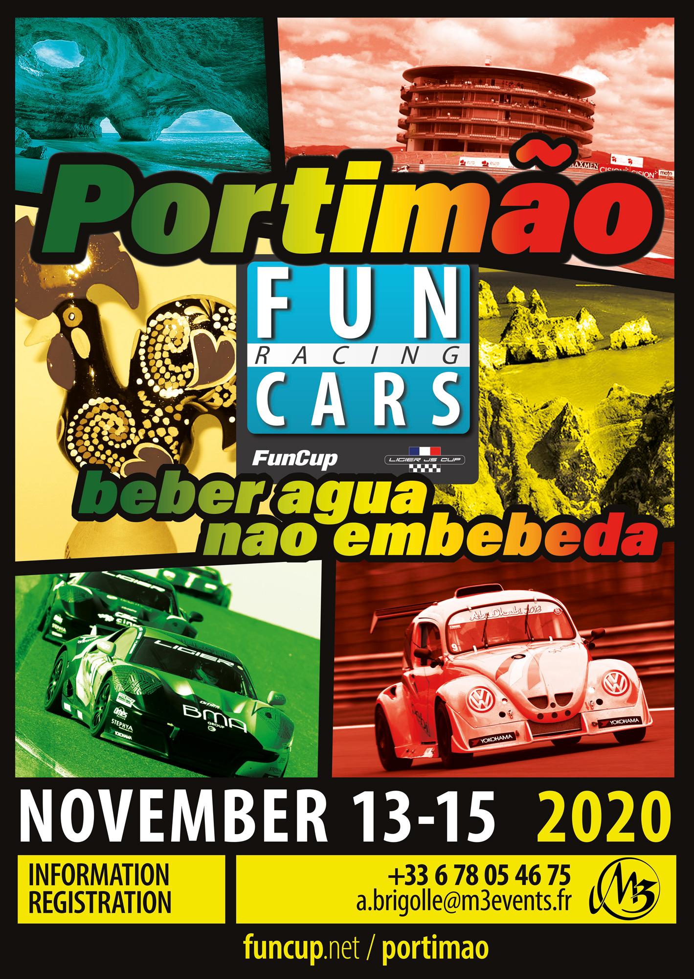 Fun Cup - Portimao - 2020